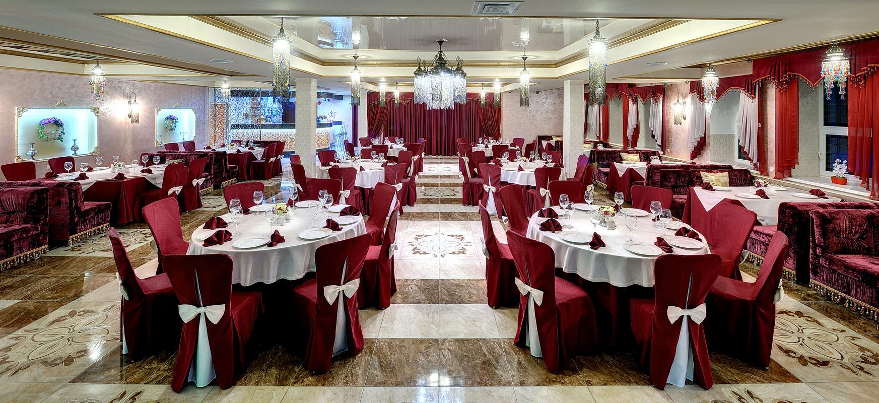 ресторан шафран оренбург