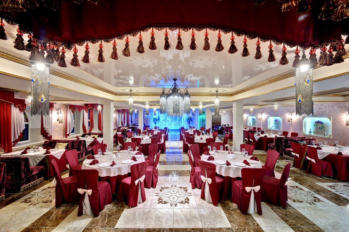 Рестораны для свадьбы оренбурга